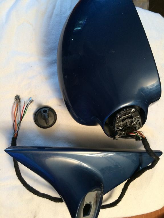 How To Fix a Wobbly Loose Wing Mirror E46 M3 (picture 22)